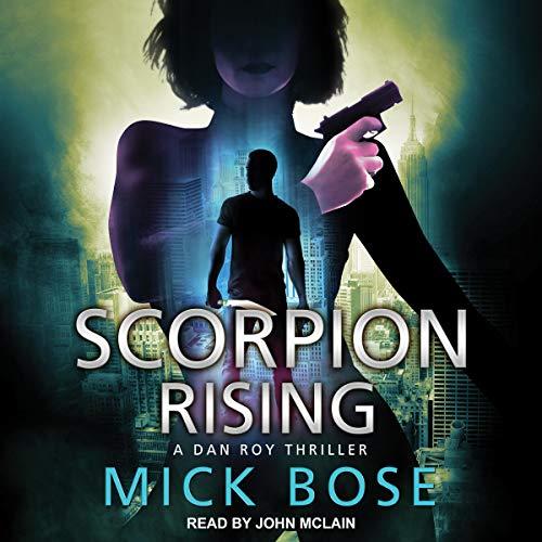 Scorpion Rising: A Dan Roy Thriller Titelbild