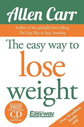 The Easy Way to Lose Weight [With CD (Audio)] (Allen Carr's Easyway) 🔥