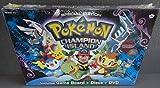 Pokemon Special Edition Champion Island DVD Board Game
