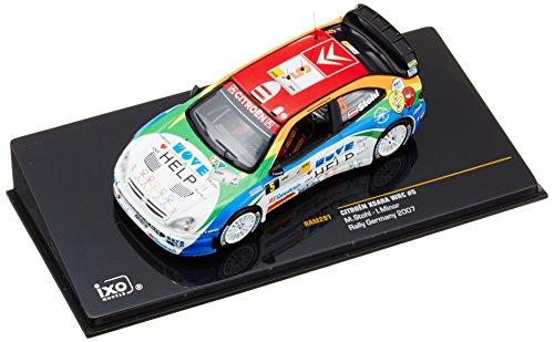 Miniature Citroen Xsara WRC Stohl 5 Allemagne 2007
