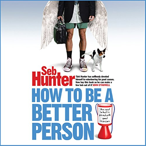 How to be a Better Person  audiobook cover art