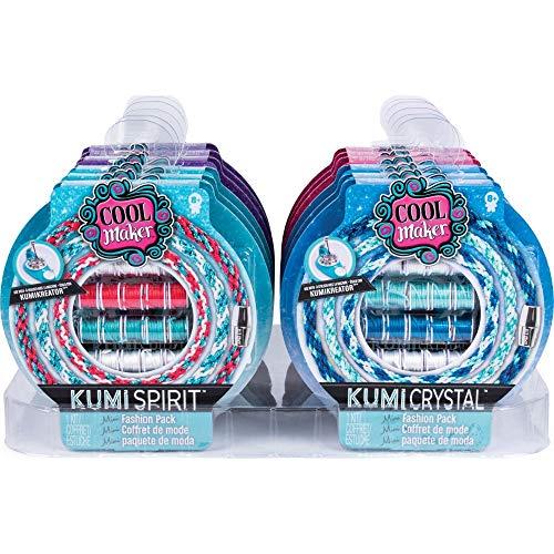 Cool Maker Kumi Mini Fashion Nachfüllset für Kumi Kreator, unterschiedliche Varianten
