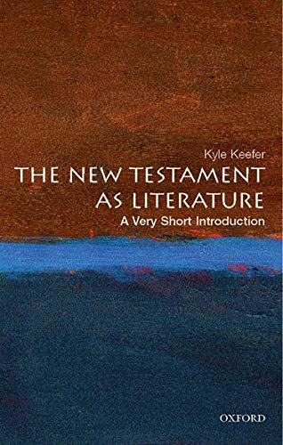 The New Testament As Literature: A Very Short Introduction (Very Short...