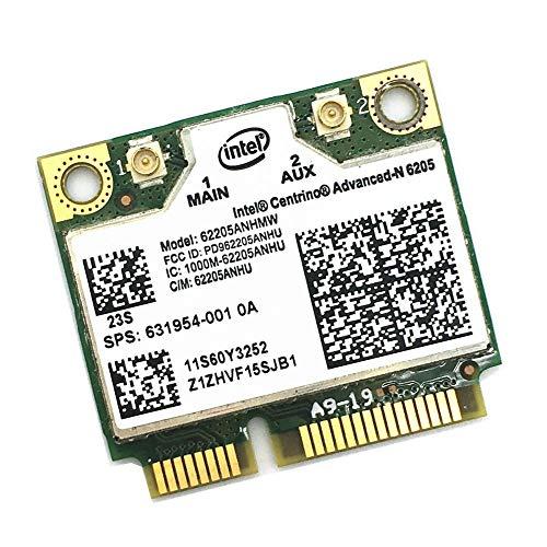 Miwaimao For Centrino Advanced-N Intel 6205 62205HMW Wireless WiFi Card for x220 x220i T420 60Y3253