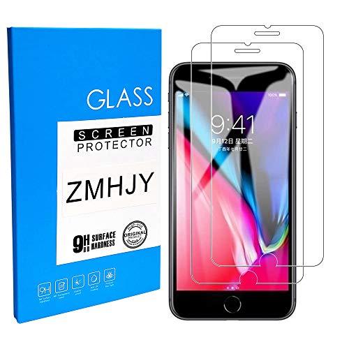 iphone6s plus/iphone7 plus/iphone6 plus/iphone8 plus ガラスフィルム 強化ガラス 保護フィルム 液晶 ガラス ケース iphone6s plus フィルム 硬度9H 日本旭硝子素材AGC 気泡ゼロ 飛散防