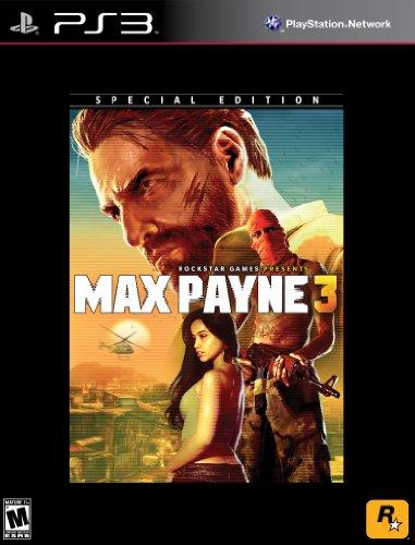 Take-Two Interactive Max Payne 3 - Juego (PS3, PlayStation 3, Acción, M (Maduro))