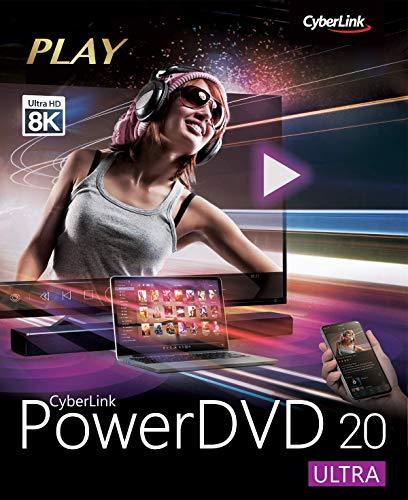 CyberLink PowerDVD 20 Ultra | Código de activación PC enviado por email