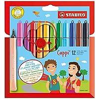 Stabilo Cappi Multicolour 12pc(s) felt pen
