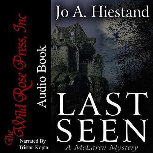 Last Seen audiobook cover art