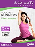 Yoga for Runners with Gwen Lawrence
