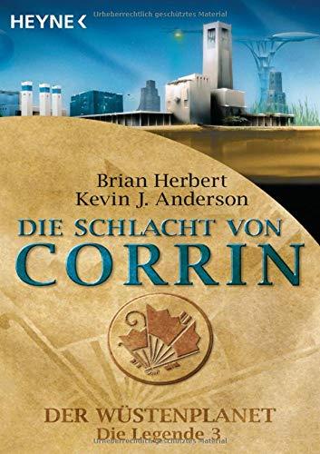 Die Schlacht von Corrin: Der Wüstenplanet - Die Legende 3