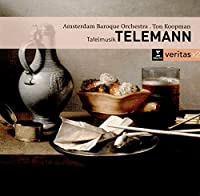 Telemann : Chamber Music / Tafelmusik (2CD) by Ton Koopman (2016-05-04)