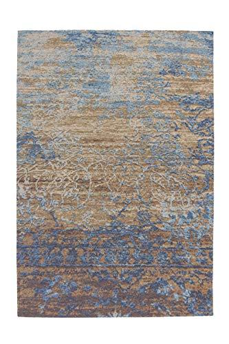 Arte Espina Teppich Blaze 600 Blau/Beige 75cm x 150cm