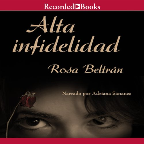 Alta infidelidad [High Infidelity] audiobook cover art