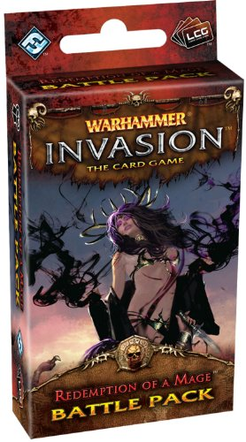 Warhammer Invasion: Redemption of a Mage Battle Pack