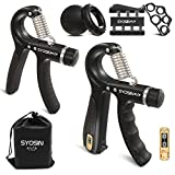 Hand Grip Woukout Kit (6Pack), Counting Adjustable Grip...