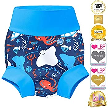 Little Elephants ,2-3 years Splash About Baby Kids New Improved Happy Nappy,Multicoloured
