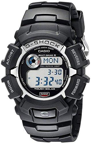 Casio G-shock GW2310 Multi-Band 6 Atomic Black Reloj - Hombre NEGRO