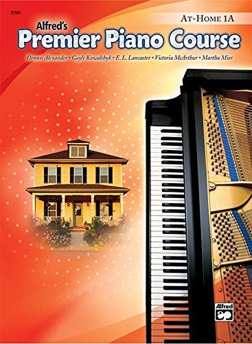 Premier Piano Course At-Home Book, Bk 1A (Premier Piano Course, Bk 1A)