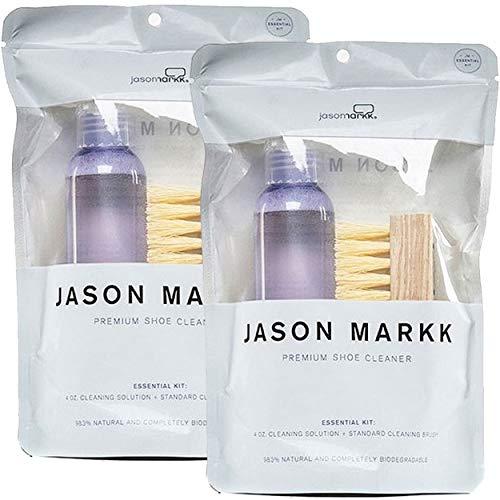 Jason Markk Unisex Essential Shoe Care Kit Purple 2 Pack