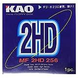 花王 KAO MF 2HD 256 1枚 3.5インチ256フォーマット