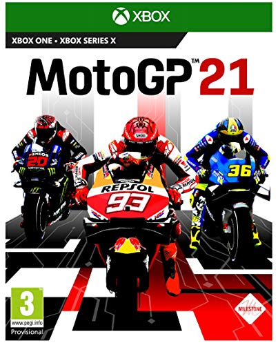 MotoGP 21 XONE ESP