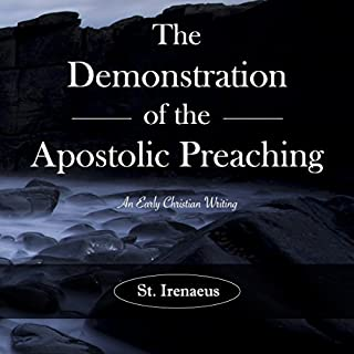 The Demonstration of the Apostolic Preaching cover art
