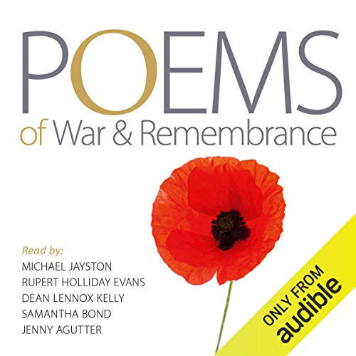 Poems of War and Remembrance cover art