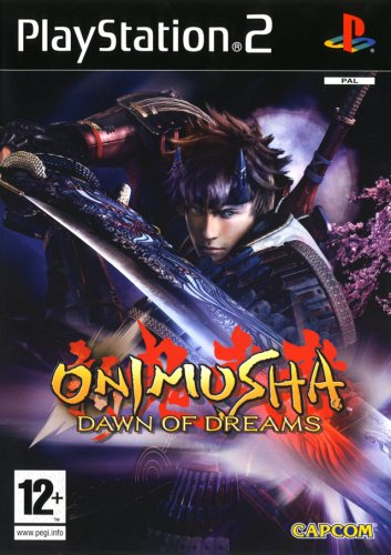 Sony Onimusha: Dawn of Dreams, PS2 PlayStation 2 videogioco