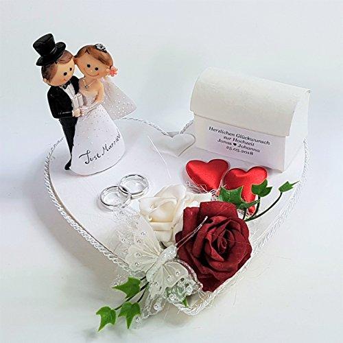 Der-kleine-Dekoladen Geldgeschenk zur Hochzeit Geldverpackung Geld verschenken Flitterwochen Verpackung Hochzeit