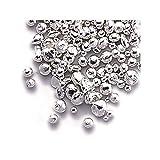 1 OZ .999 Pure Silver Shot/Grain Bullion Guranteed Metals XRF Tested Refiner Direct