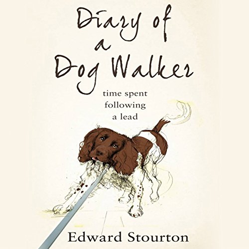 Diary of a Dog Walker audiobook cover art