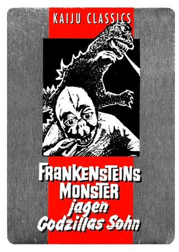 Frankensteins Monster jagen Godzillas Sohn [Limited Edition]