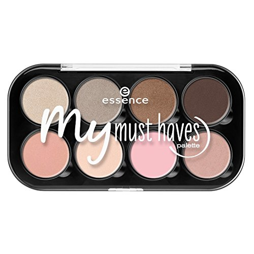essence - my must haves palette 8 -