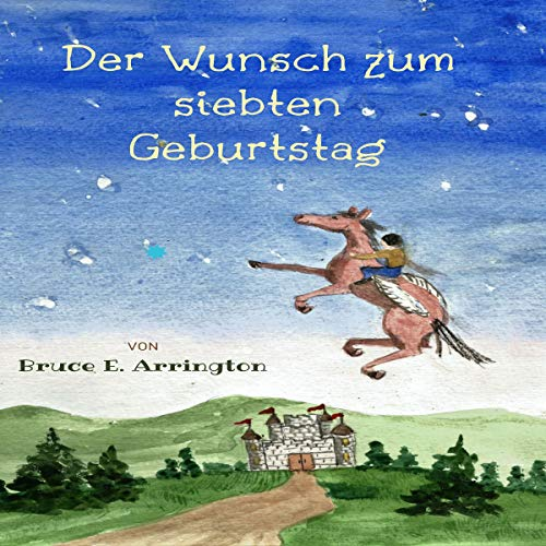 Der Wunsch zum siebten Geburtstag [The Wish for the Seventh Birthday] cover art