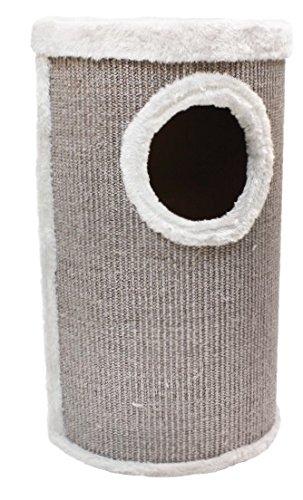 Croci Cat Tower, Grey