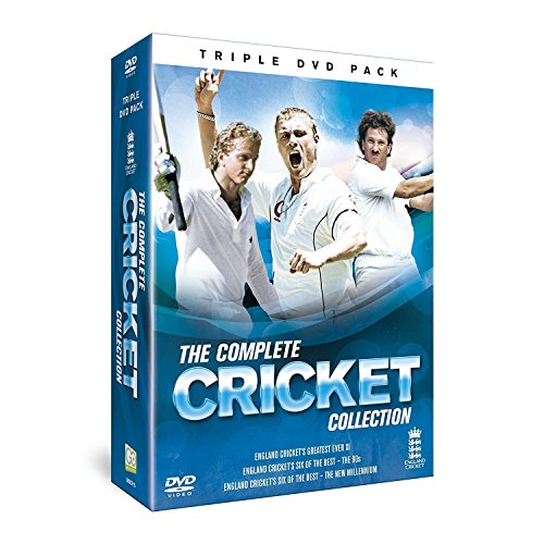The Complete Cricket Collection [3 DVDs] [UK Import]
