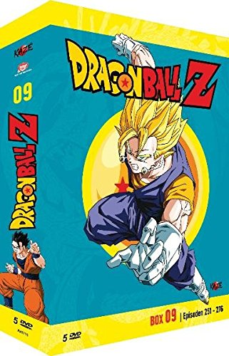 Dragonball Z - TV-Serie - Vol.9 - [DVD]