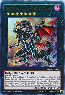 YU-GI-OH! - Red-Eyes Flare Metal Dragon (LDK2-ENJ41) - Legendary Decks II - 1st Edition - Ultra Rare
