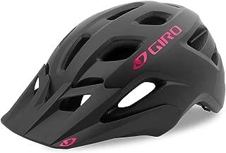 Giro Verce MIPS Women's Mountain Bike Helmet (Matte Black/Bright Pink, UW (50-57 cm))