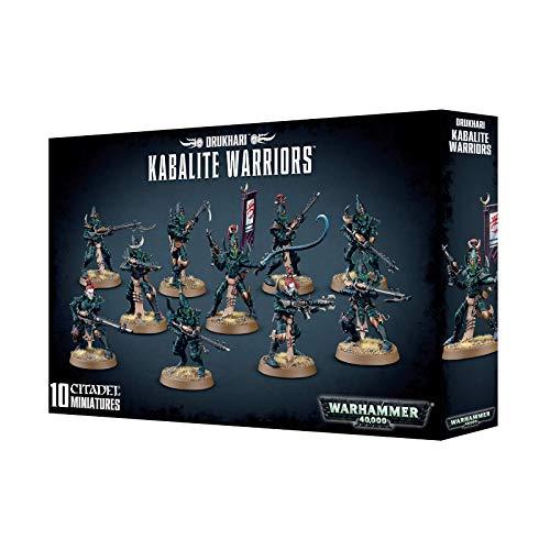 Games Workshop 99120112026' Drukhari Kabalite Warriors Miniature
