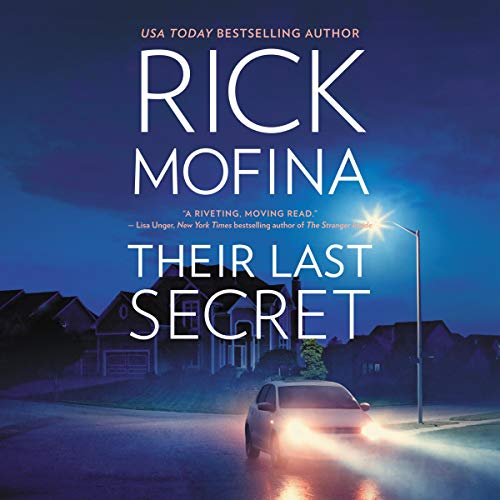 Their Last Secret Audiobook By Rick Mofina cover art