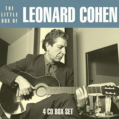 the Little Box Of Leonard Cohen (4Cd)