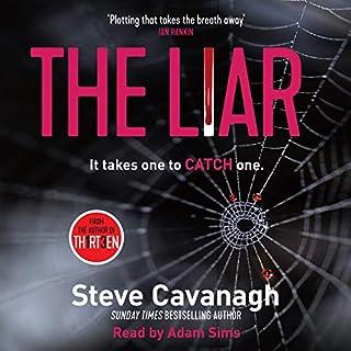 Page de couverture de The Liar