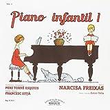 Piano infantil 1 (Voll. I) - B.3913