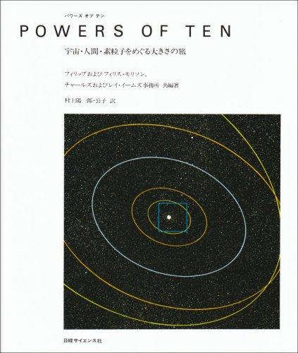 パワーズ オブ テン―宇宙・人間・素粒子をめぐる大きさの旅