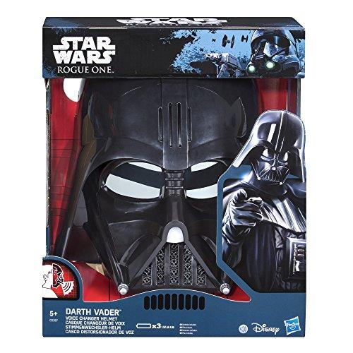 Hasbro Star Wars C0367EU4 - Darth Vader Maske mit Stimmenverzerrer