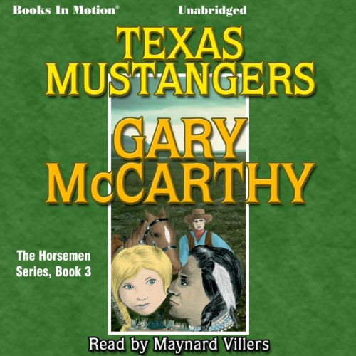 Texas Mustangers cover art