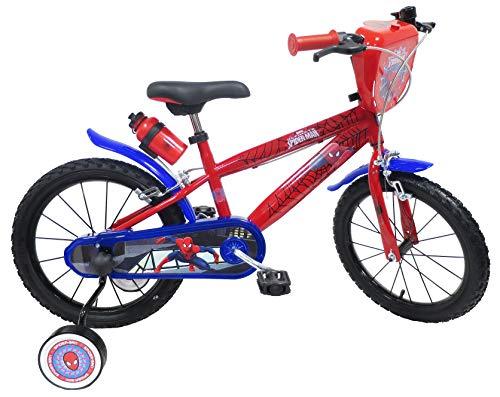 Denver - Vélo Spiderman 16 Pouces