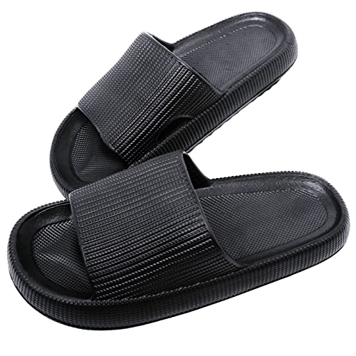 Zwirelz Unisex Ciabatte Sandali Pantofole Sandali da Doccia Pantofole Antiscivolo Donna Uomo...